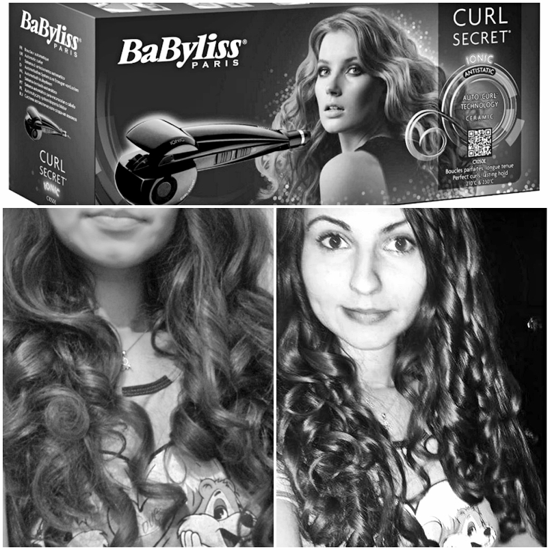 tutorial babyliss curl secret