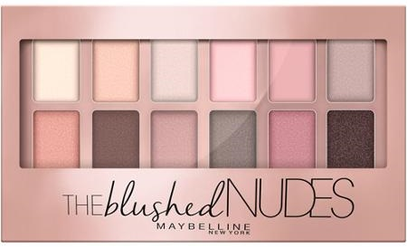 paleta Maybelline The blushed nudes