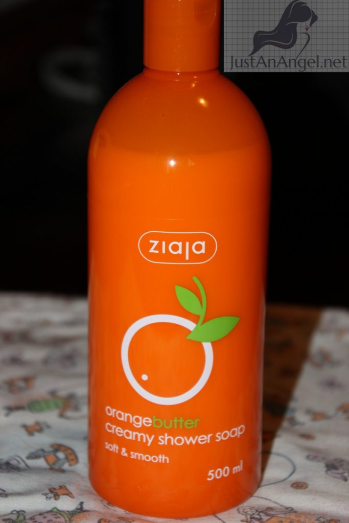 ziaja-orange-butter-creamy-shower-soap